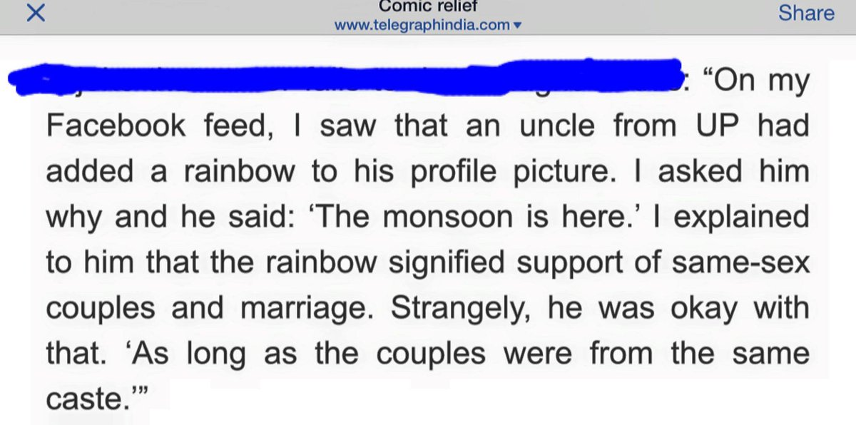 The last time Indian FB got over-excited & dyed their DPs, @varungrover had this reassuring conversation with Uncleji http://t.co/soKkjF2Z6m