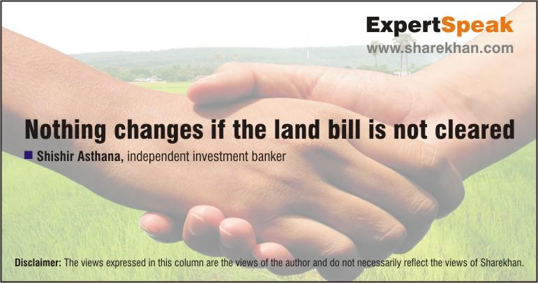 ExpertSpeak: Most states are managing land acquisition in their own way already >> http://t.co/6qksPZN8cv http://t.co/FRMM395bJU