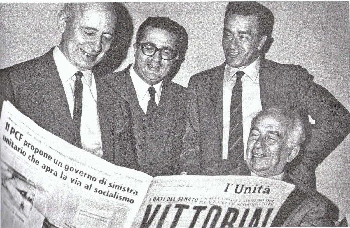 Ingrao Longo Cossutta Pajetta