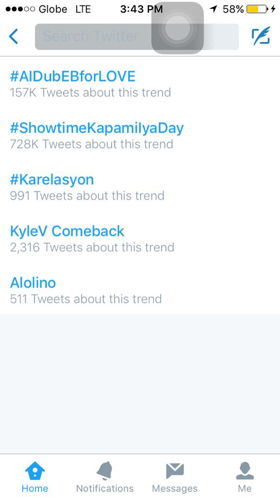 Okay, that's weird. What's up with the reset? #ALDubEBforLOVE http://t.co/BvRwlLV2P1