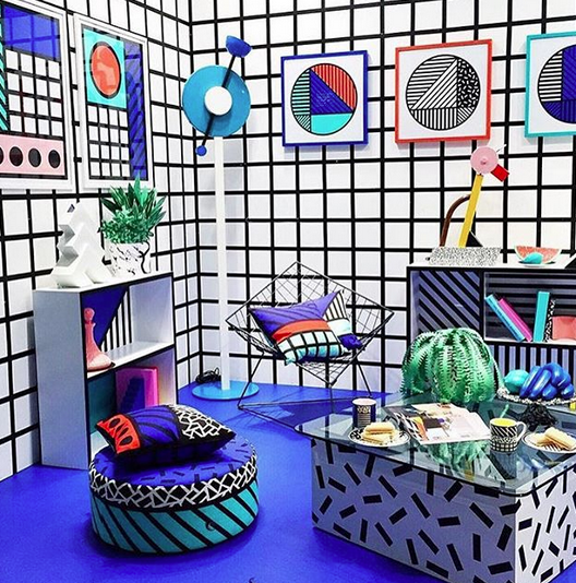 Design store @AriaShop + @camille_walala just launched their collaboration, find more design spots in @L_D_G #LDF15 http://t.co/ho5ot4o2xK