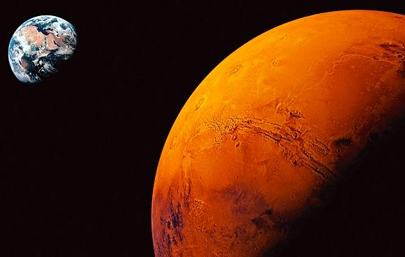 Wow. NASA says it has FOUND something on Mars and calls urgent 'MAJOR' press conference: http://t.co/EEqqJxfbBw