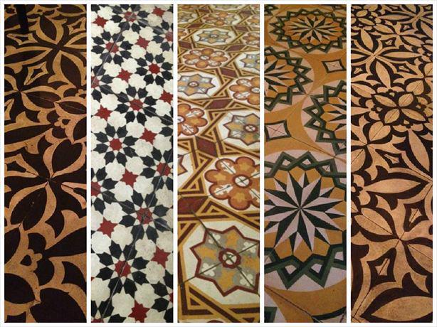 ベトナムの床タイルが超可愛い、という話。 http://t.co/clLBQS7LBA http://t.co/GjsKQAFkSn