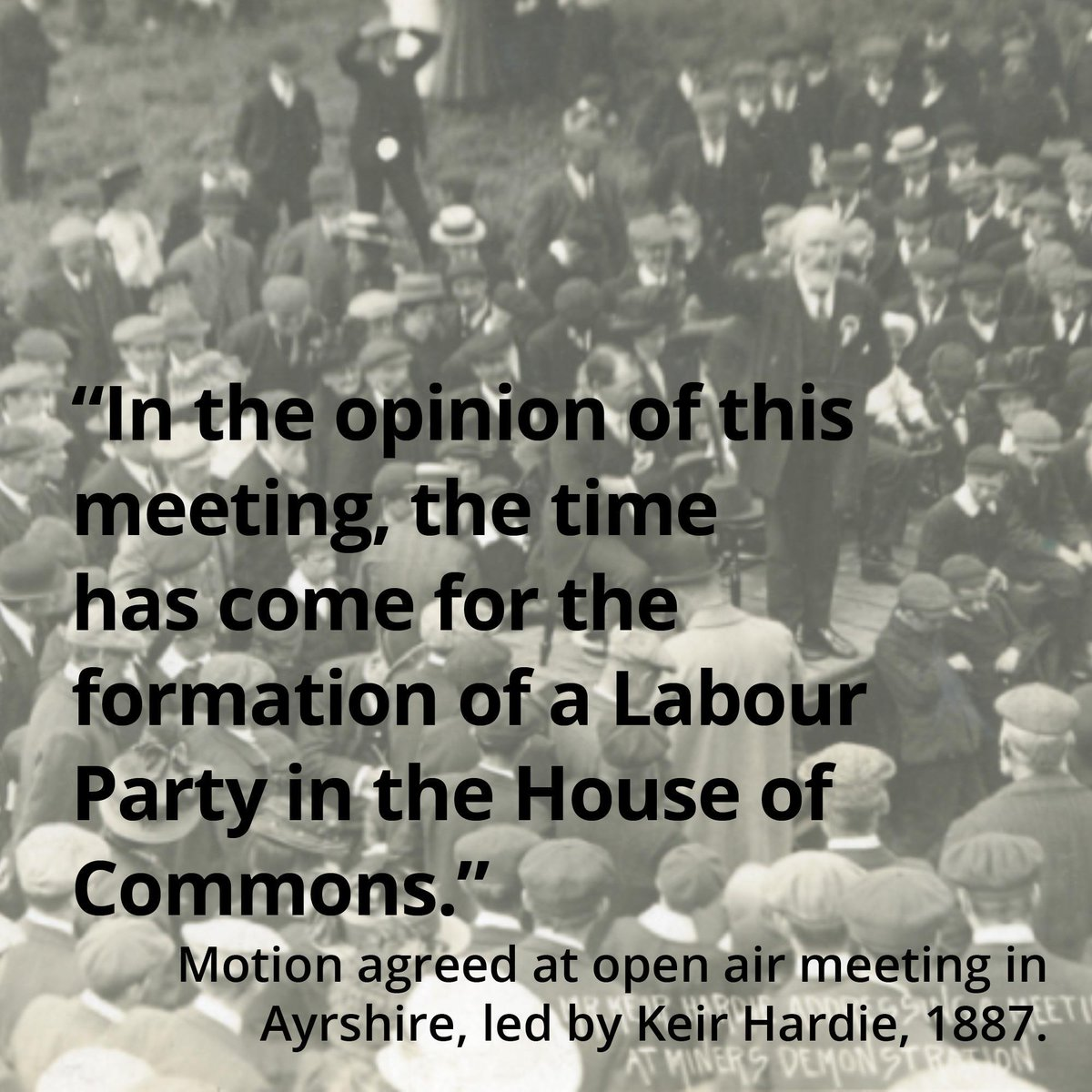 Important to remember the struggles of Keir Hardie on 100th anniversary of his death #KeirHardie100 http://t.co/47DOiKJ06V