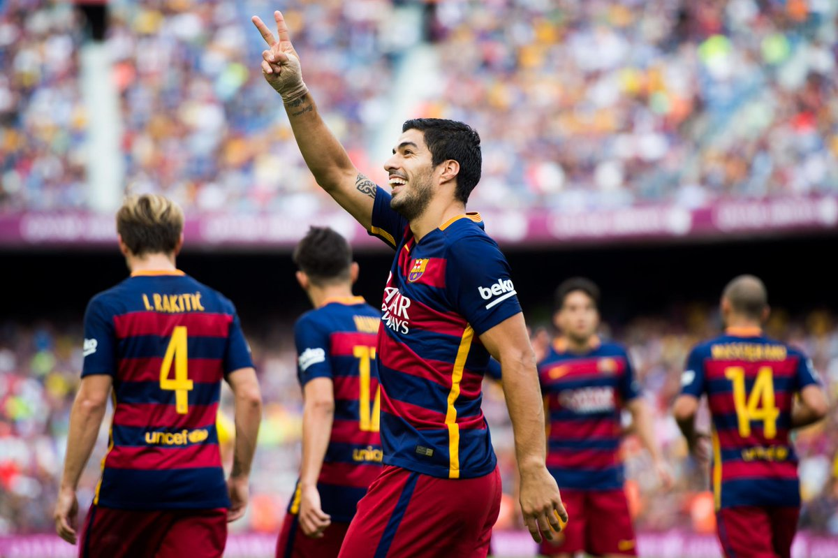 Video: Barcelona vs Las Palmas