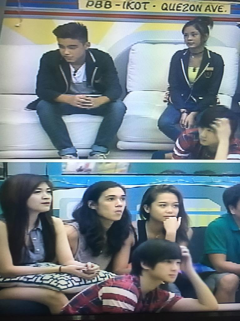 Showing of talents already. Teens singing while the adults show their dance moves. #PBB737HomeComing http://t.co/15hHTZ4Std