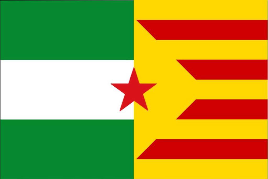 Els i les nétes d'andaluses no oblidem d'on venim, ara més que mai orgulloses dels nostres orígens! #Governemnos http://t.co/YCk3bSYQRa