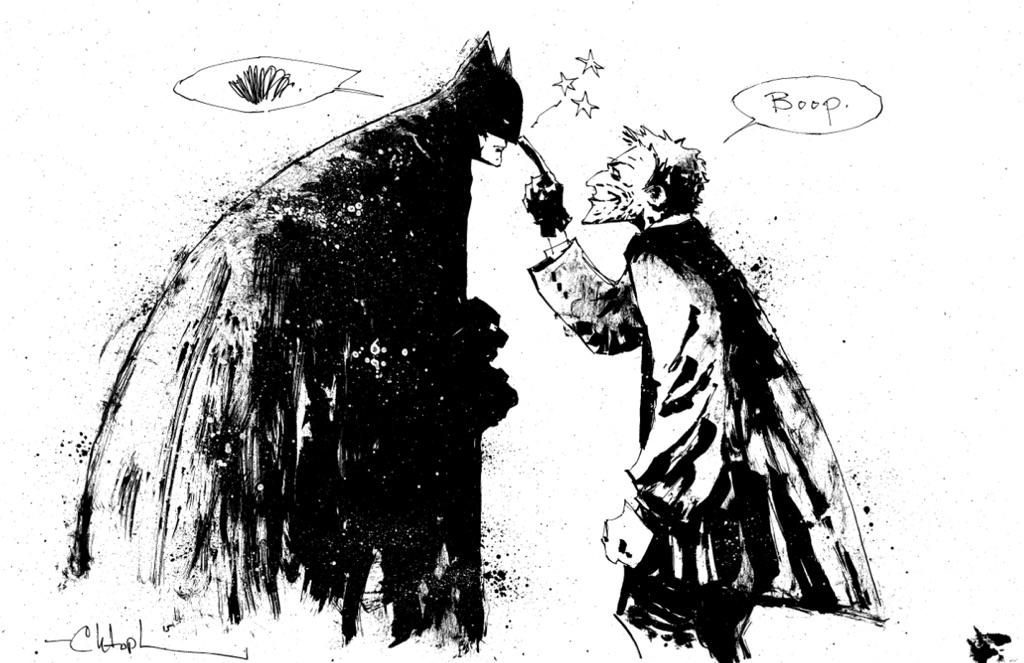 A #BatmanDay sketch. http://t.co/RxsNbHPyhs http://t.co/E1WiSyDxkw