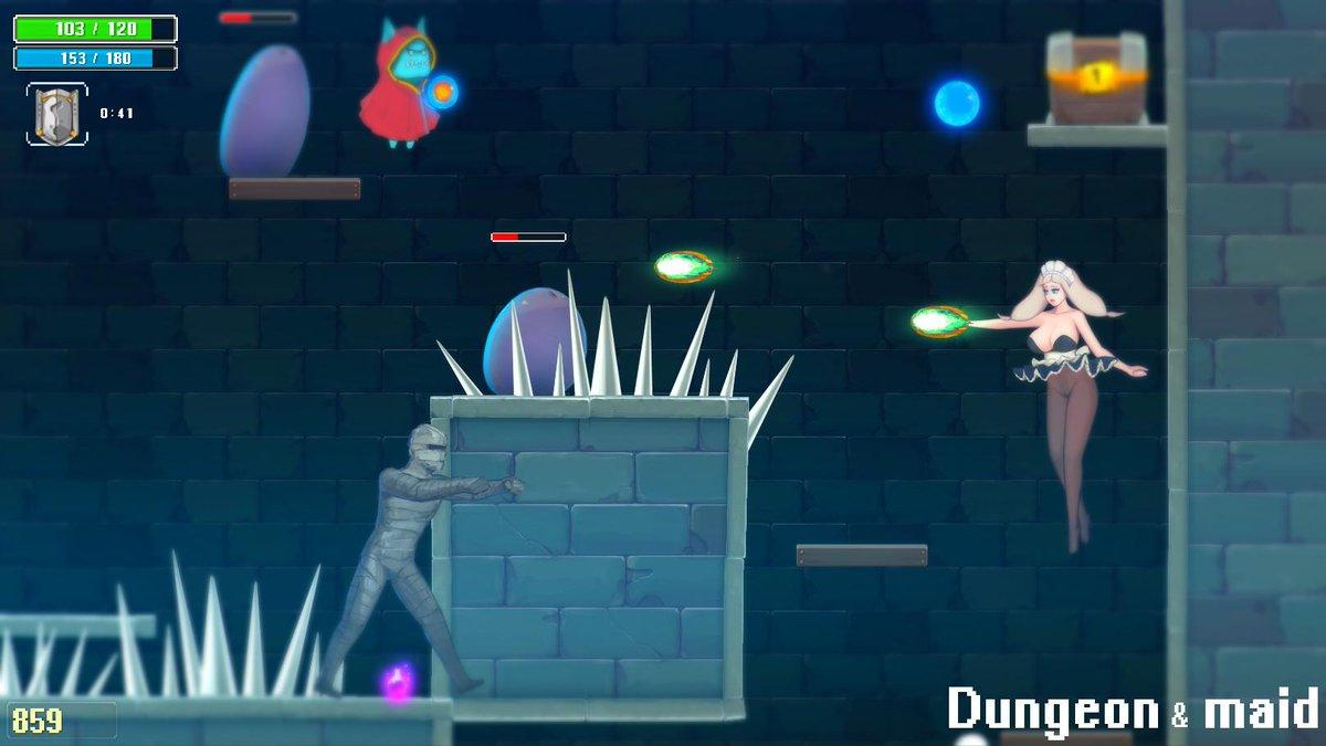 dungeon & maid