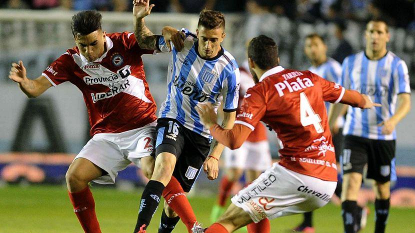 Superliga | Racing defenderá el liderazgo ante Argentinos en La Paternal