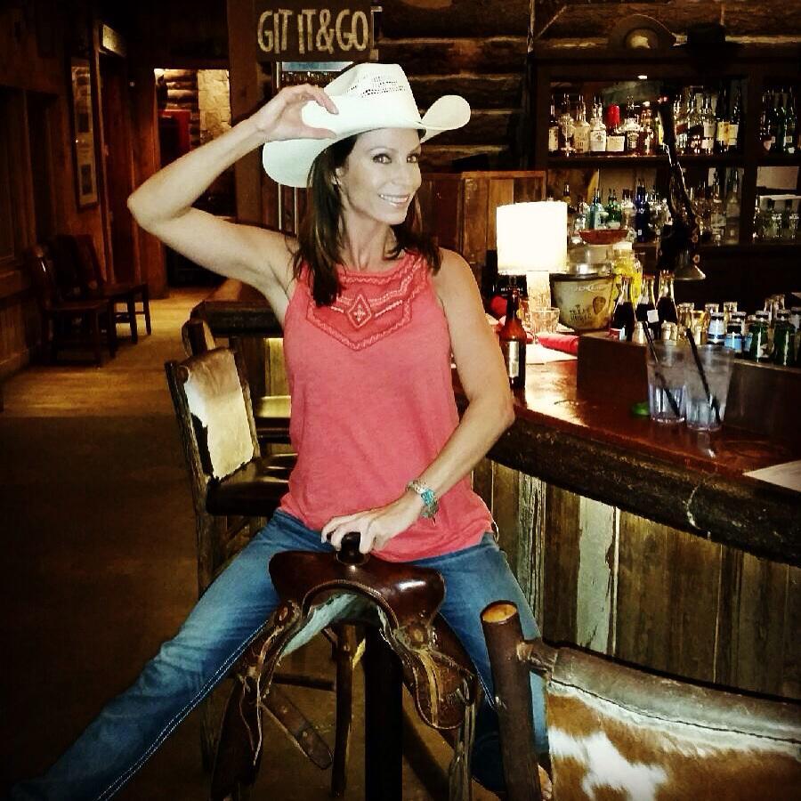 "Jill Nicolini  - <a href=""/se twitter @JillNicolini yeehaw,gititandgo,dallas,rideemcowboy"