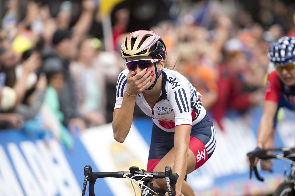That moment when you realize you've sprinted to gold. @L_ArmiTstead (