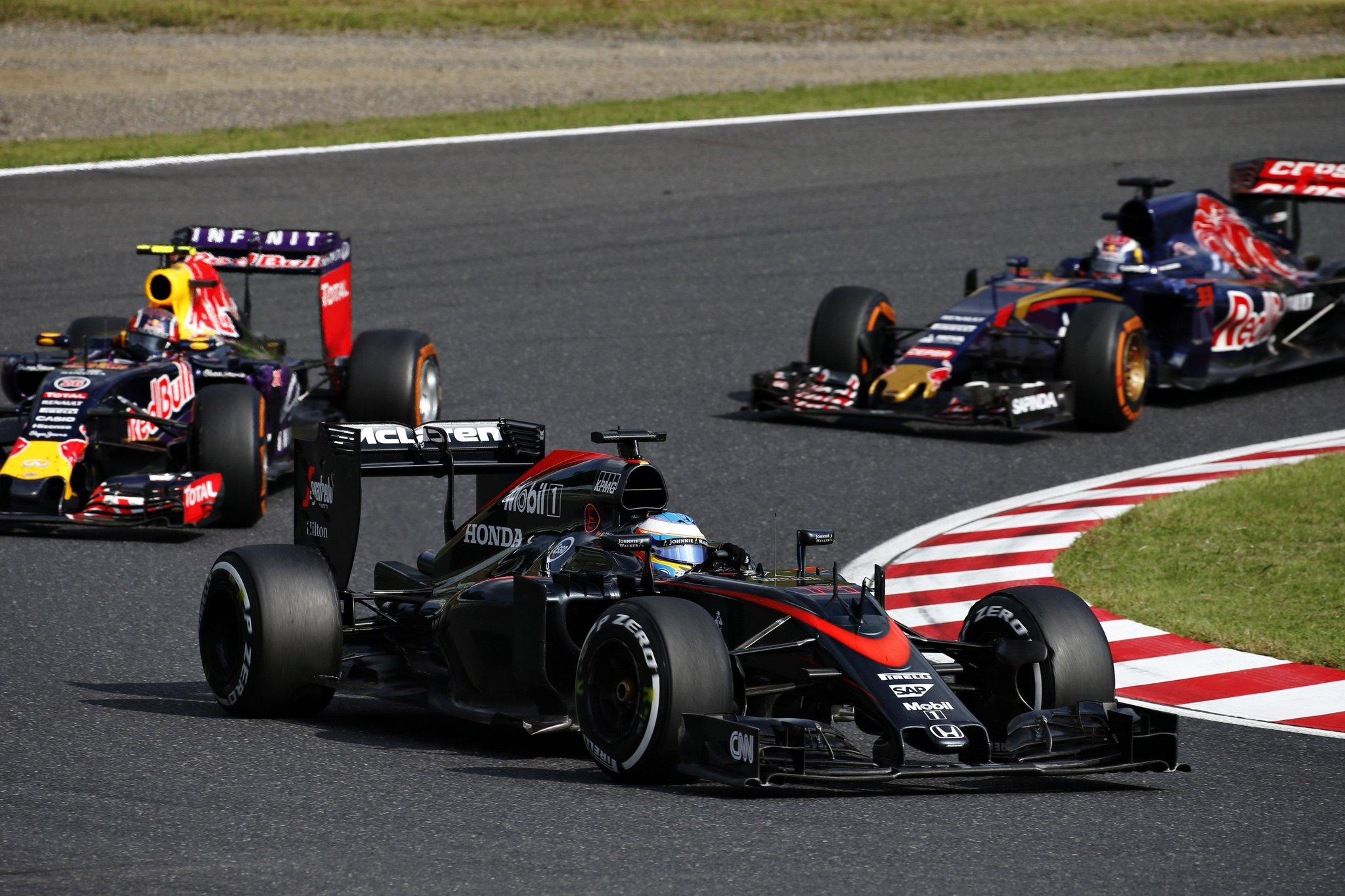 """Honda Racing F1 on Twitter: """"#JapaneseGP finished - @alo ..."""