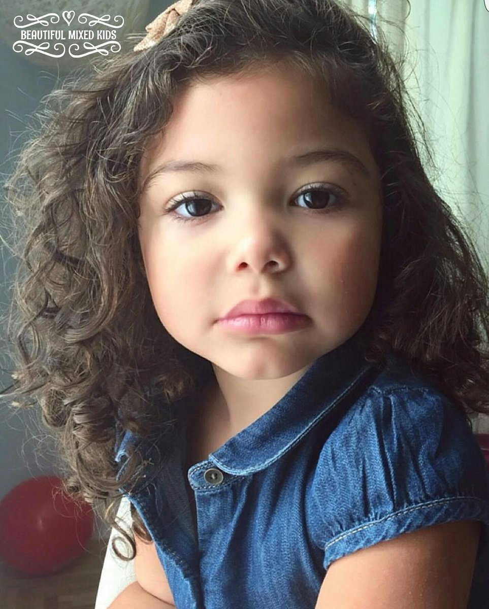 Beautiful Mixed Kids On Twitter Quot Avaleigh Rose 3 Years