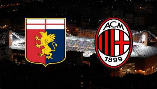 Genoa Milan Streaming Rojadirecta.