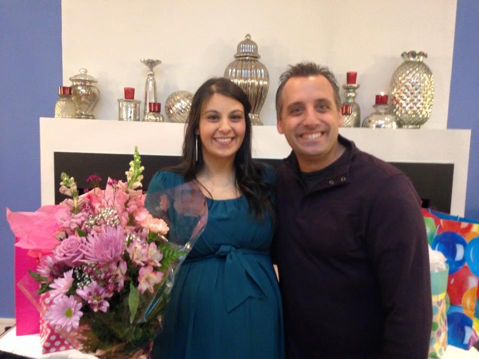 joseph Gatto with wife Bessy Gatto