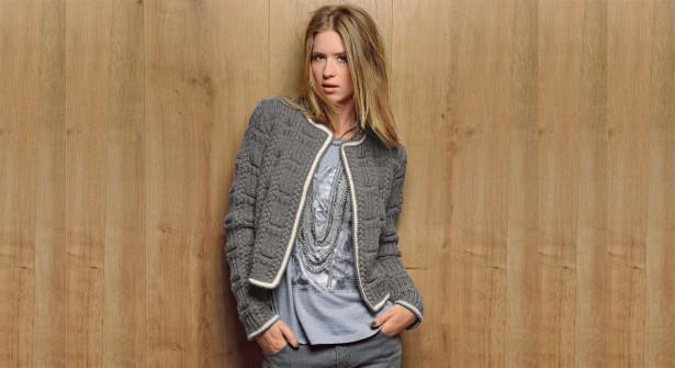 Une veste grise à ajouter à son dressing ! On tricote ? http://t.co/pOvYpomndN #DIY http://t.co/fiMZlhmRkt