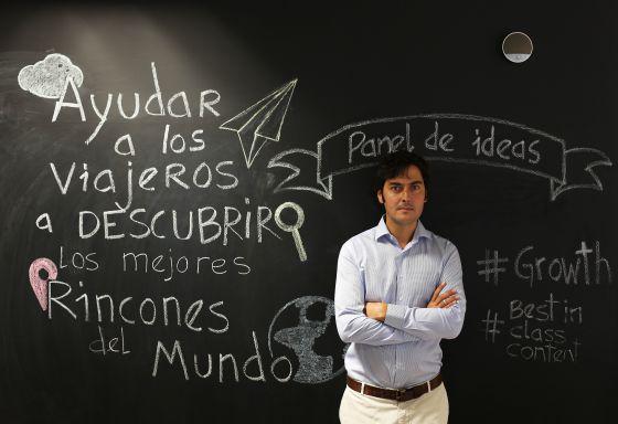 Entrevista a @rauljimenez de @minube en @el_pais por @mfernandezlago (Gracias!) #Emprendedores http://t.co/j06woHtKyj http://t.co/DUBsmSmbyi