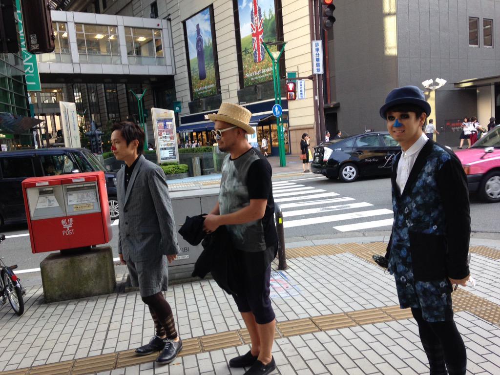今日は、これから… H ZETTRIO@Music City Tenjin http://t.co/CDaWNOVHXd