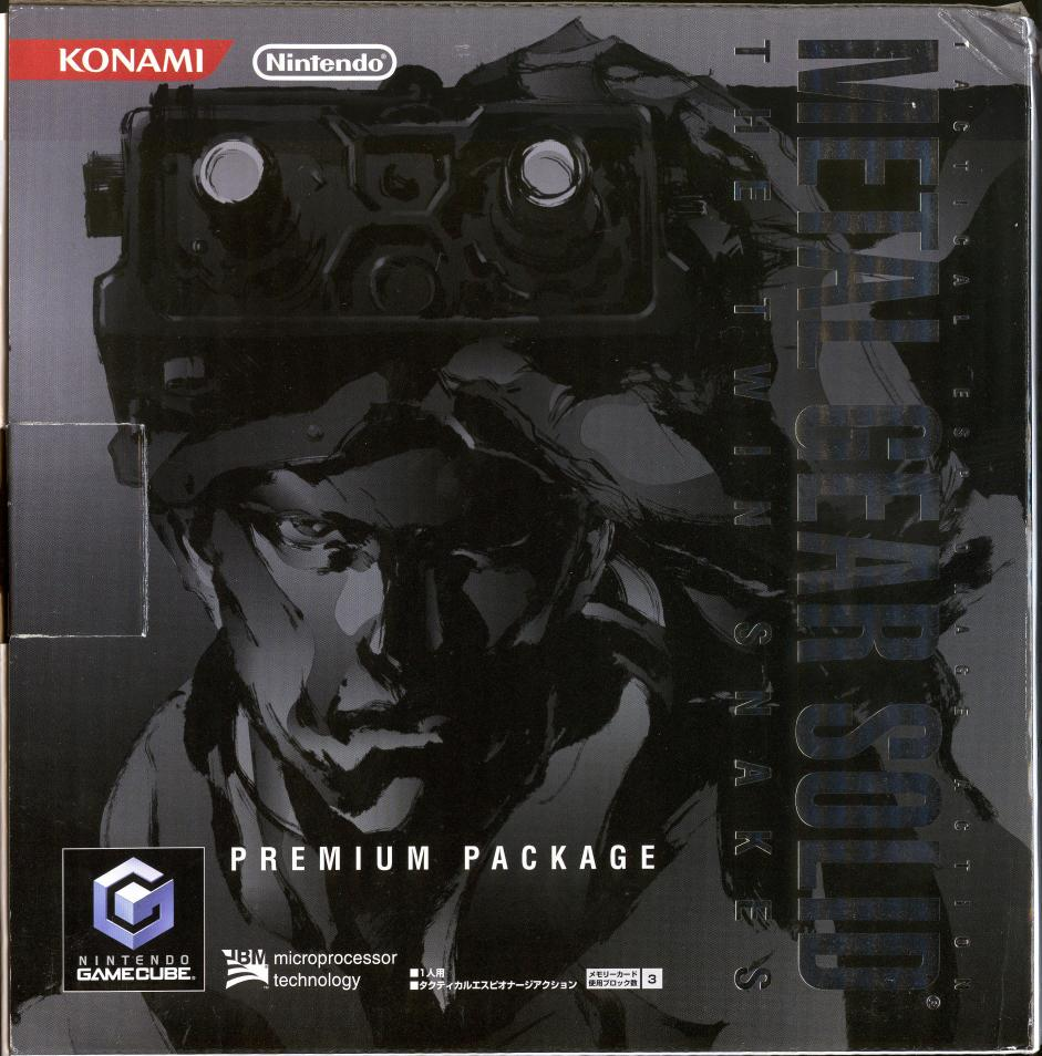Cool Box Art On Twitter Metal Gear Solid The Twin Snakes