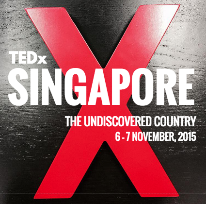 6-7 Nov: X marks the spot YOU wanna be @TEDxSingapore #DiscoveringSG [Grab your tickets NOW:http://t.co/KyFKlbRcQL] http://t.co/1W2XLLvIww