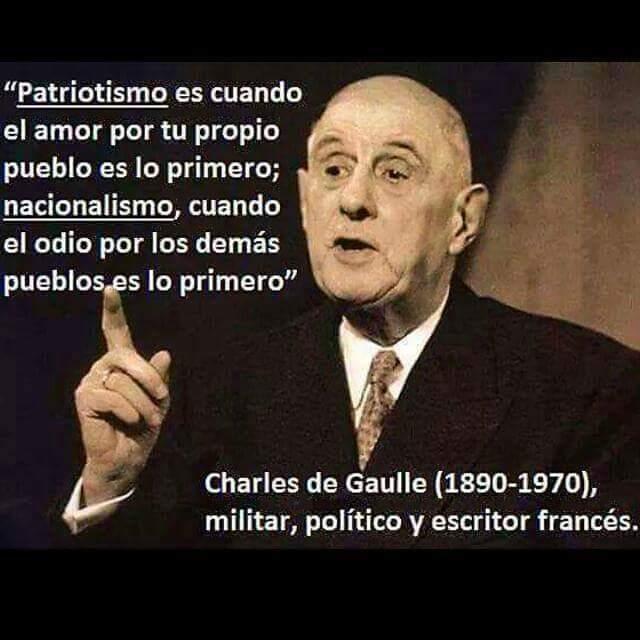 Ufp Granada A Twitter Frase De Charles De Gaulle