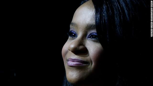 Bobbi Kristina, la figlia di Whitney Houston.