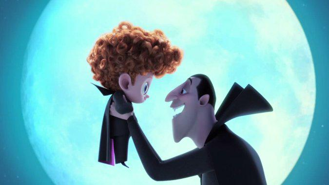 Hotel Transylvania 2, successo al Cinema - Video Trailer Italiano.