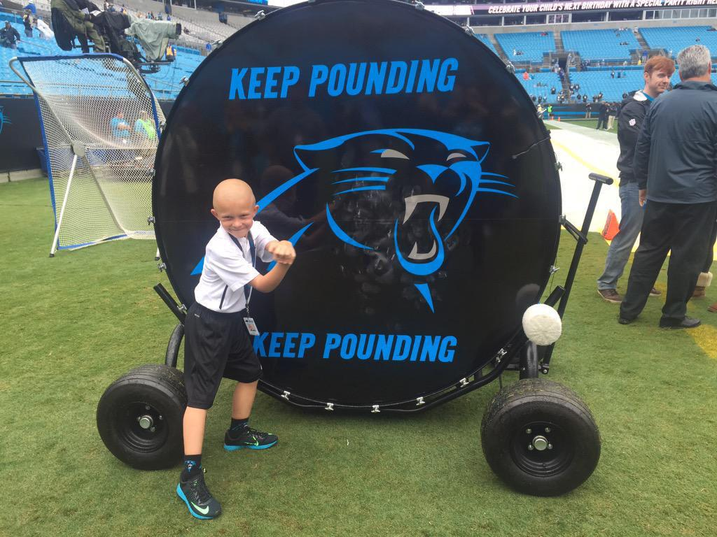 Our Carolina Panthers run the NFC SOUTH.  Accept it & move on.  #KeepPounding http://t.co/NuuegyIj1b