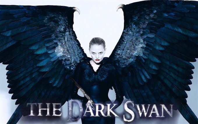 Day 17: all the #DarkSwan fan art makes me smile! #101smiles #darkswanrises #uglyducklings http://t.