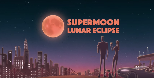 This #SuperBloodMoon thing...what is it? It's a #Supermoon + #LunarEclipse combined. Details: http://t.co/EpK9kNPPoH