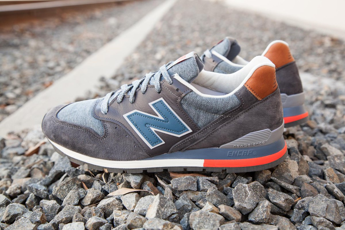 New Balance 996 Distinct Ski Retro | Wear | New balance 996