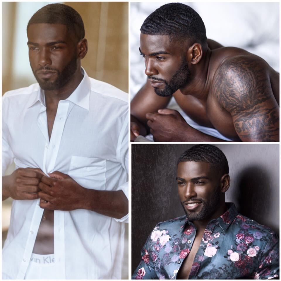 The sexiest black man in america