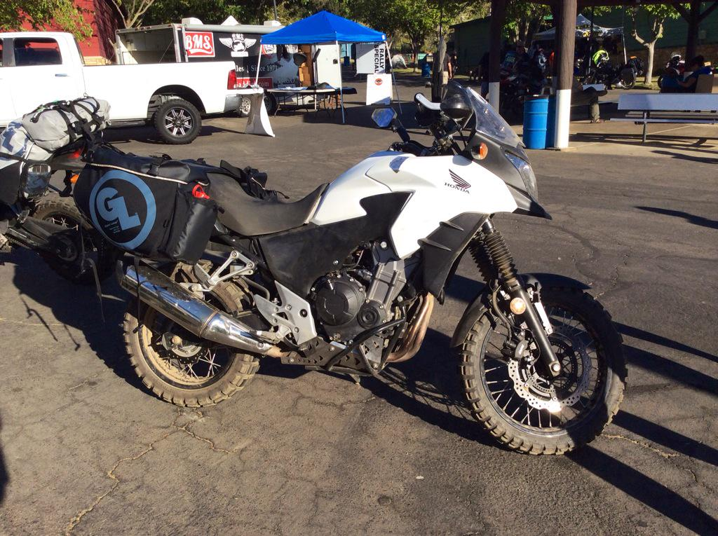Giant Loop On Twitter At Giantloopmoto Rally Raid Honda Cb500