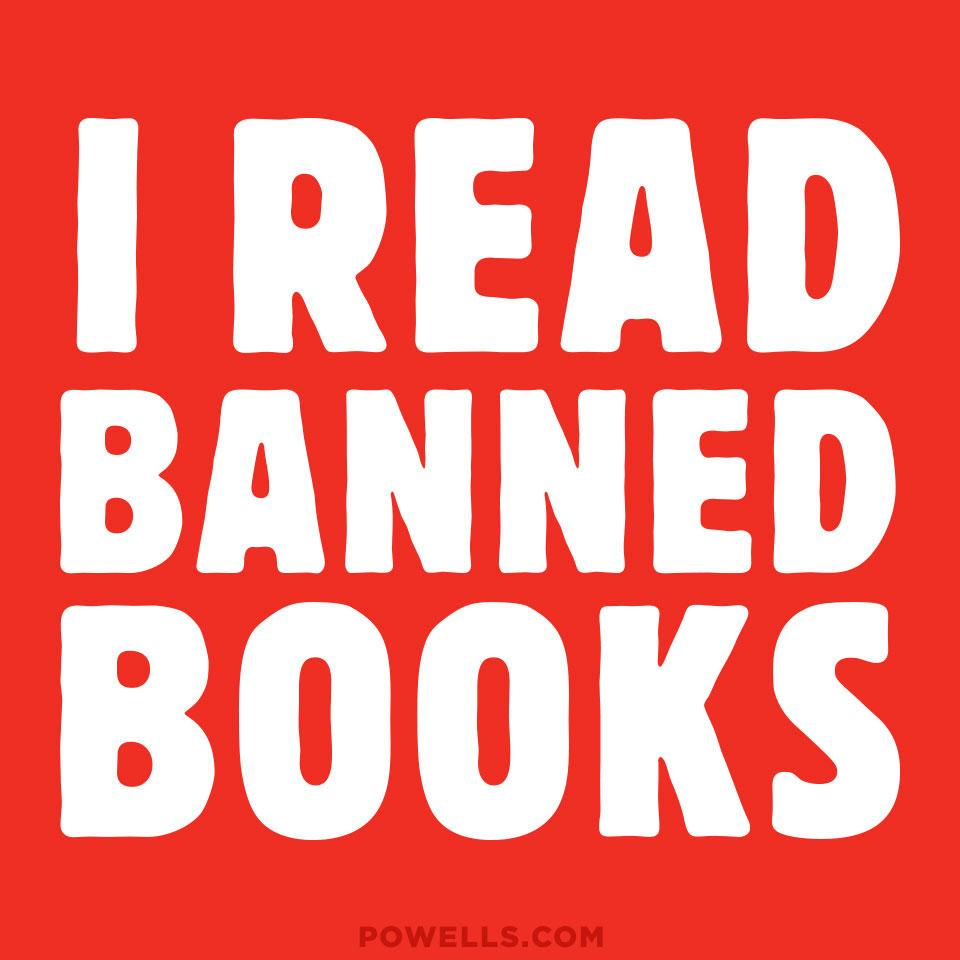I like my libraries dangerous and I cannot lie, subversive books I can't deny! Happy #BannedBooks Week 2015! http://t.co/zsDou25vpo