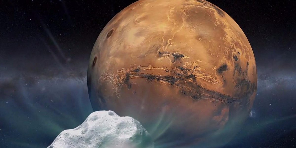 UFO e Alieni su Marte? La Verità della NASA oggi alle 17 in diretta streaming.