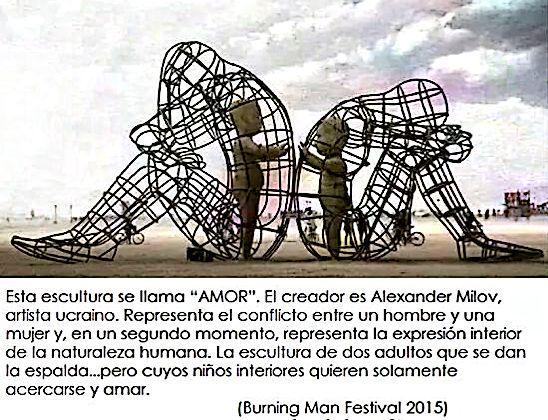 zulmarie padin on twitter sculpture called love alexander milov