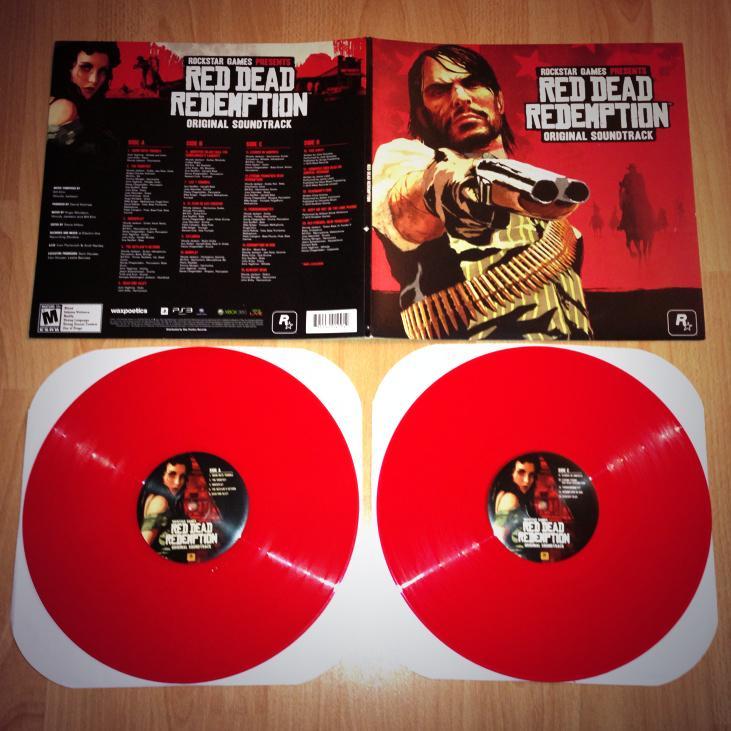 "Antistar 🦊 on Twitter: ""#Vinyl Beauty: Red Dead Redemption ..."