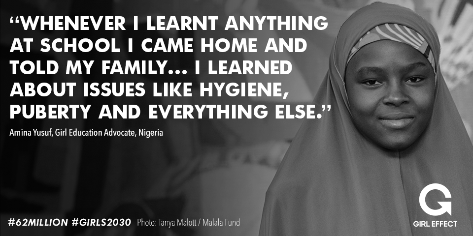 In school, Amina learned how to make good decisions about her body. #62MillionGirls don't have that chance. http://t.co/i5NayJIJiQ