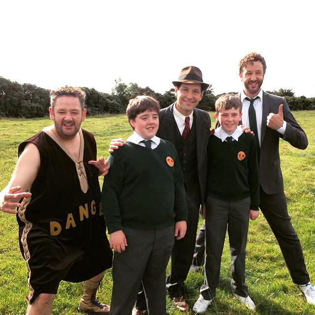 Sweet, funny my fav episode guest stars Paul Rudd #mooneboy http://t.co/0yzXcl0NVM