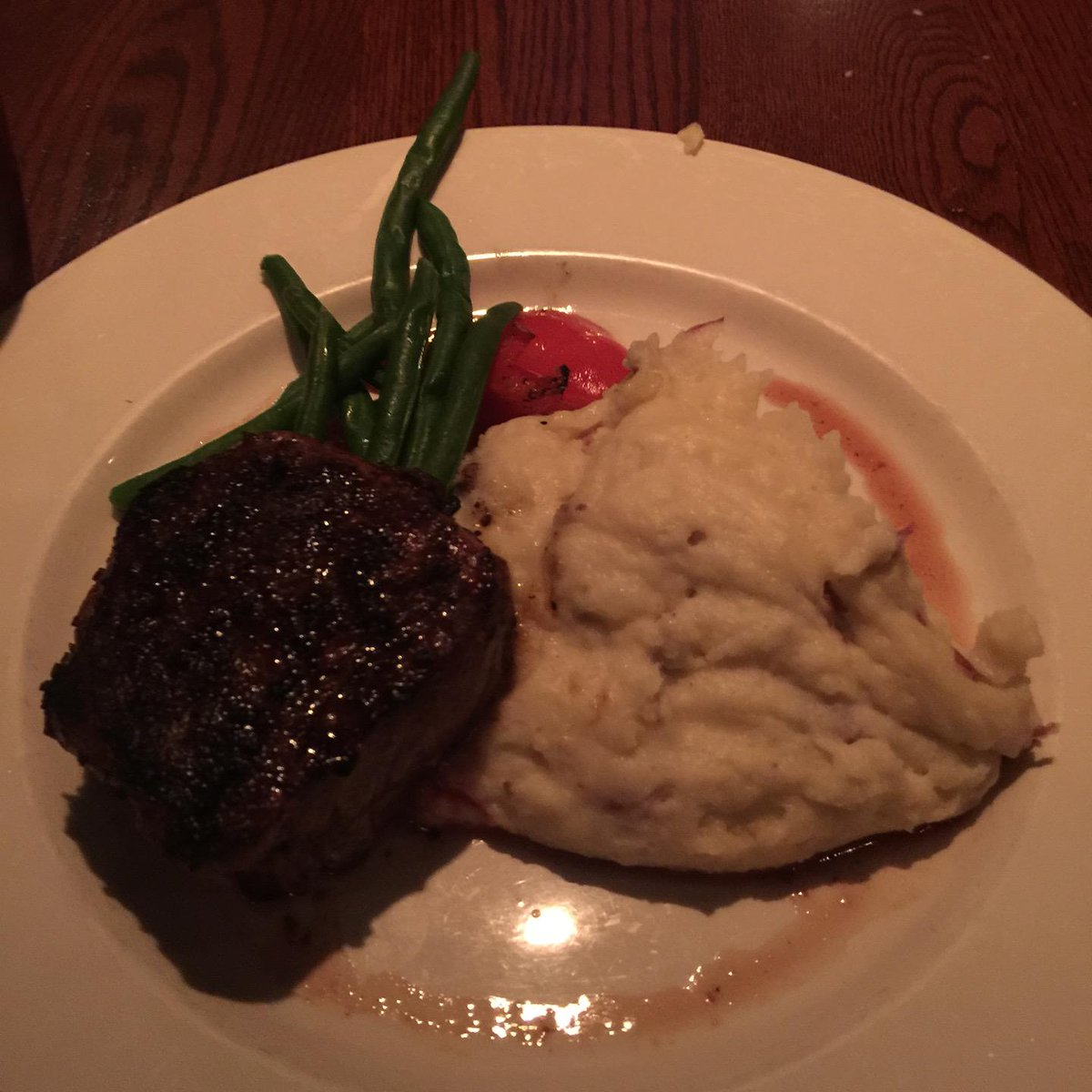 Twitter post: RT @luhazytheaa: Worth the wait (at @TheKeg Steakhouse…Read more. Opens full post in an overlay