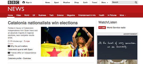 La premsa internacional no cau en la trampa: clara victòria independentista. Tots els links  http://t.co/vQ0J9nq4mX http://t.co/ne7x4eojhZ