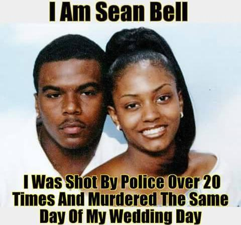 Never forget..  #SeanBell http://t.co/MSfFhS0RLP