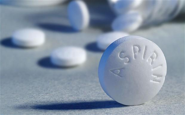 Aspirina e l'aspettativa di vita dopo il cancro.