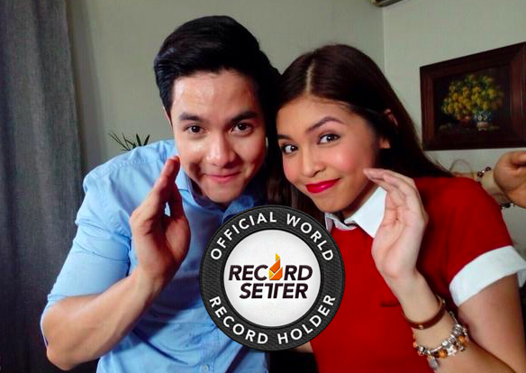 Here's a link to the #ALDUB world record: http://t.co/yfsu32N05k (Make an account and vote it to our homepage!) http://t.co/AUNylpCbwb