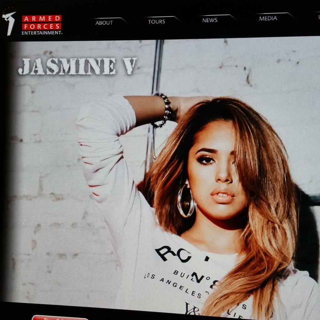 Hitting the middle east w/ my sis @JASMINEVILLEGAS to spread that #feelgoodsound w the folks holding down our country http://t.co/dfzbH76uqy