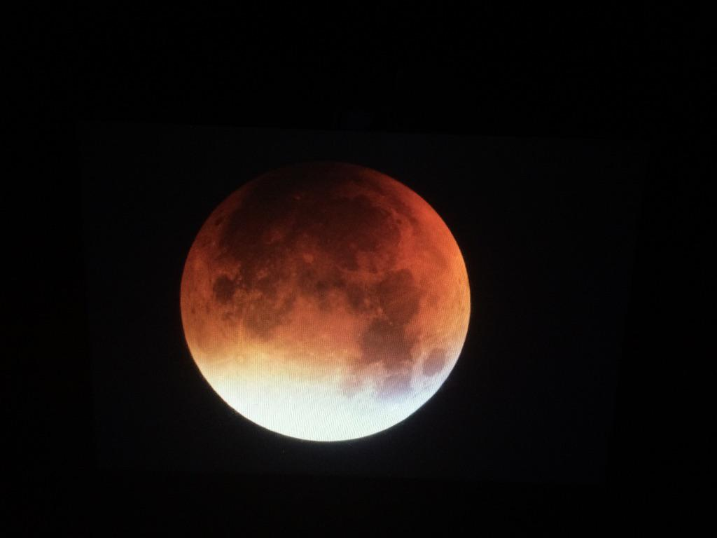 Oh yes!!!! #lunareclipse http://t.co/DSUl7YTxcQ