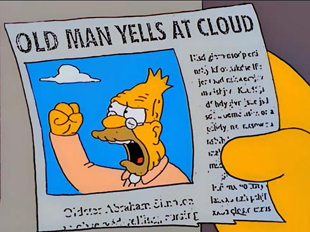 My reaction to the clouds blocking the super moon #Supermoon http://t.co/ynwyacXHPn