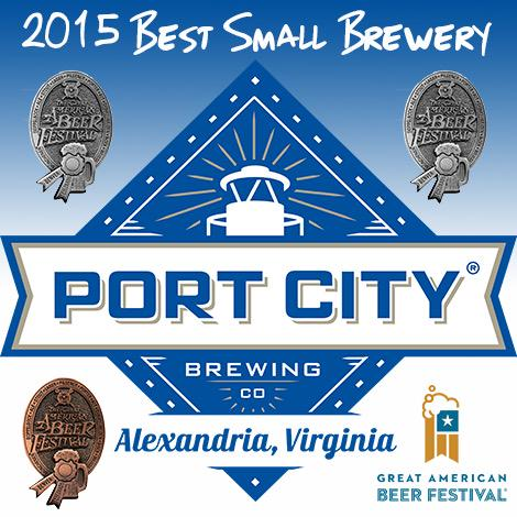 We're so excited! We / Jonathan Reeves were named Best Small Brewery /Brewer at #GABF2015 & #vacraftbeer won 9 medals http://t.co/xegjUWVYIu