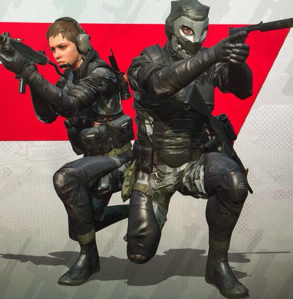[TGS 2015] Konami muestra la jugabilidad de Metal Gear Online CPAw3TKWIAAwh13